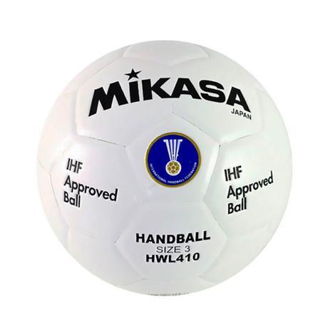 Bola De Handebol Mikasa HWL410 Branca - Bola de Handebol - Magazine ... f4d622f74bf9e