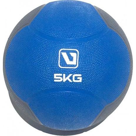 9953b280c6c9c Bola de Peso Medicine Ball 5Kg para Treinamento de Força - LiveUp LS3006F-5