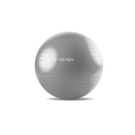 Bola de Pilates e Exercícios Cinza 75CM Hidrolight FL13C - Bolas ... 96d72e6cc925
