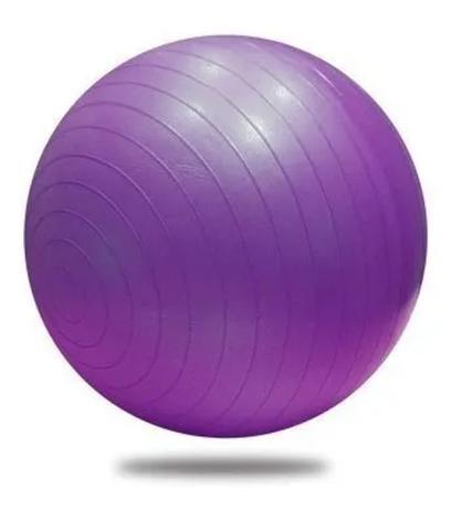 Imagem de Bola de pilates (suiça) 75cm violeta