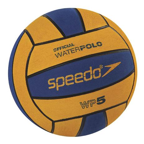 1ac888150 Bola De Polo Aquático Azul e Amarelo Wp-5 Speedo - Bolas - Magazine ...