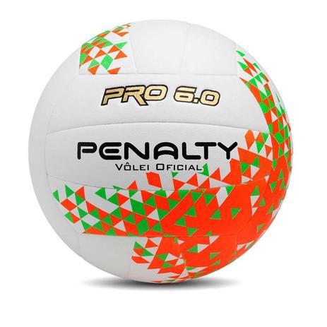 Bola de Vôlei 6.0 Pró VIII - Penalty - Bolas - Magazine Luiza ae0548fe11f03