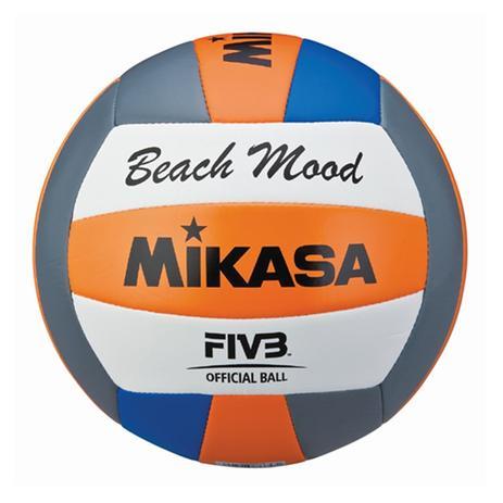 5a6c2e8fbc Bola de Vôlei de Praia Mikasa VXS-BMD - Vôlei - Magazine Luiza
