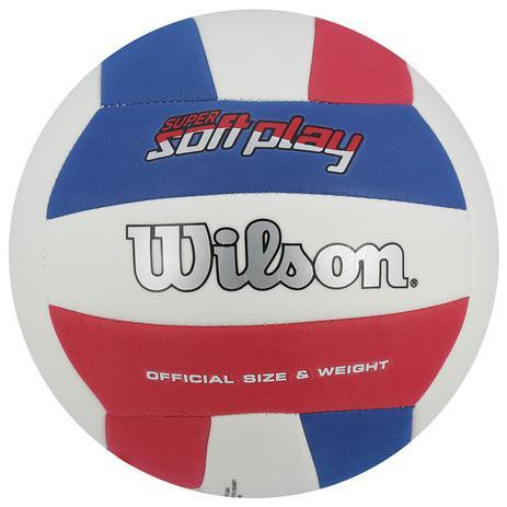 0c00da59fb Bola de Vôlei Super Soft Play Wilson - Bolas - Magazine Luiza