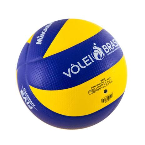 Bola De Voleibol Mikasa Mva300 Amarelo - Bolas - Magazine Luiza 3425b5b5a1935