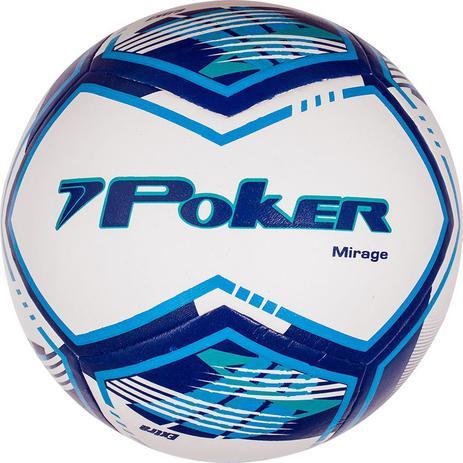 af15b0b45f110 Bola Fut Campo Thermocontrol Mirage Extra Soft 05779 - Poker - Bola ...