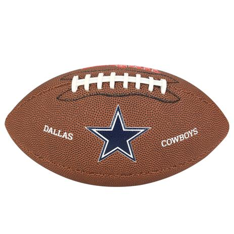 Bola Futebol Americano Junior NFL Dallas Cowboys - Wilson ... 1187d4f85f7