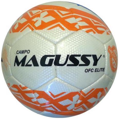 Bola Futebol Campo OFC Elite Magussy - Futebol - Magazine Luiza eb55d20e797d0