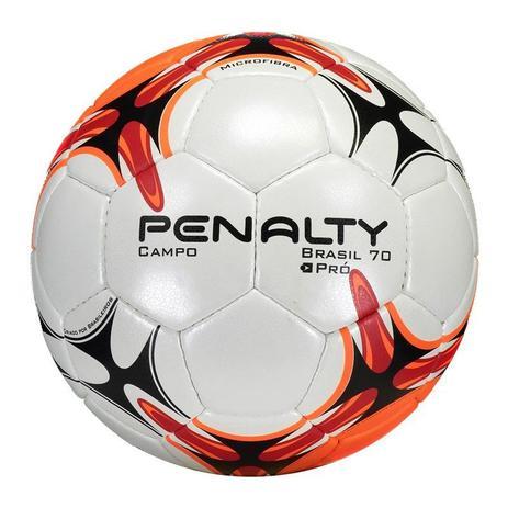 fd96fed1a6 Bola Futebol Campo Penalty Brasil 70 - Bolas - Magazine Luiza