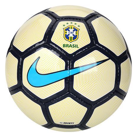 3c0540e254 Bola Futebol CBF Society Nike - Bolas - Magazine Luiza