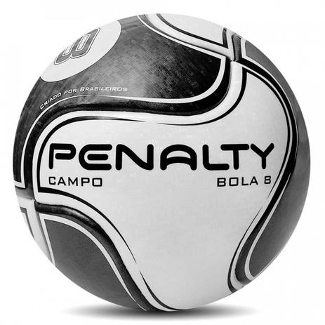 d2ee6de58517c Bola Futebol de Campo 8 Penalty VIII - Bolas - Magazine Luiza