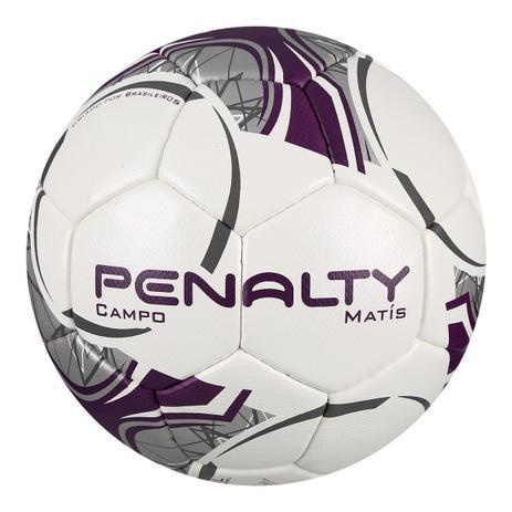ef83d8c420 Bola Futebol de Campo Matis C C VII - Penalty - Bolas - Magazine Luiza