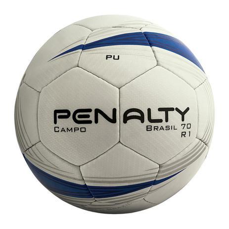 a1e9d2600c553 Bola Futebol de Campo Penalty Brasil 70 R1 - Bolas - Magazine Luiza