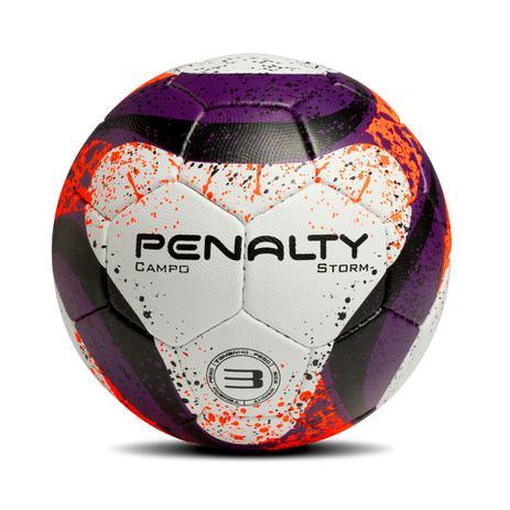 Bola Futebol De Campo Penalty Storm Nº3 C C - Bolas - Magazine Luiza 195a91c404090