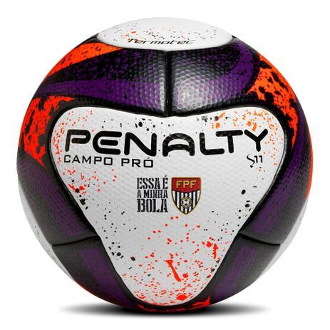 018acfe6c6 Bola Futebol De Campo S11 Pró - Fpf - Penalty - Bolas - Magazine Luiza
