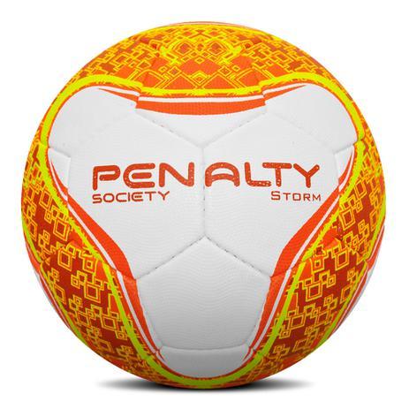Bola Futebol Society Penalty Storm C C - Bolas - Magazine Luiza b395ea81fceaf