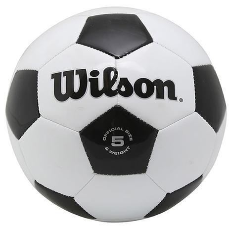9bdc2c7b60 Bola Futebol Traditional No. 5 Oficial - Wilson - Bolas - Magazine Luiza