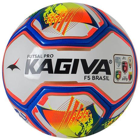425283efce1d3 Bola Futsal Kagiva Pró F5 Brasil 2019 - Bolas - Magazine Luiza