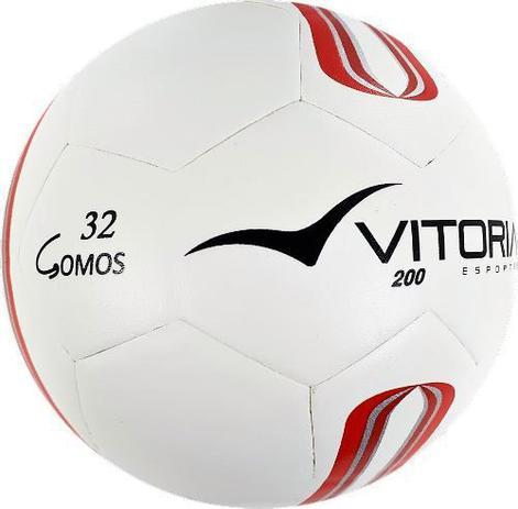 1618f564523ca Bola Futsal Vitória Oficial Prata Max 200 Infantil Sub 13 - Vitoria esportes
