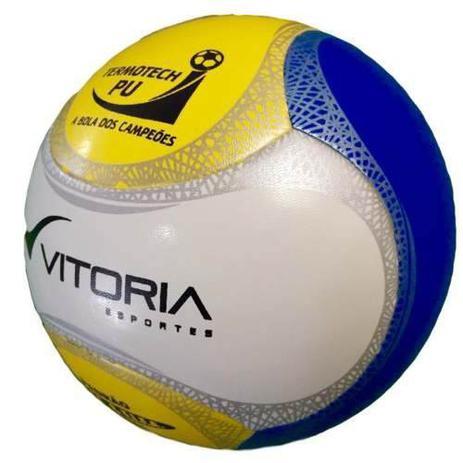 c94c426ef6 Bola Futsal Vitoria Oficial Termotec Pu 6 Gomos Max 500 - Vitoria esportes
