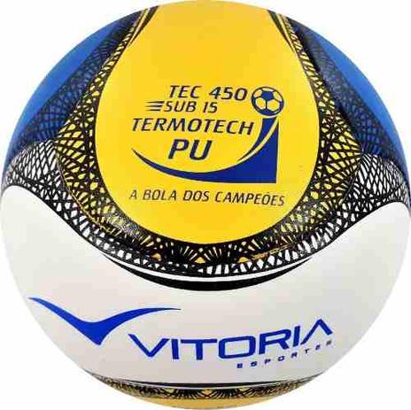 Bola Futsal Vitoria Termotec Sub 15 Pu 13 A 15 Anos Max 450 - Vitoria  esportes 97dc9fb8e6b11