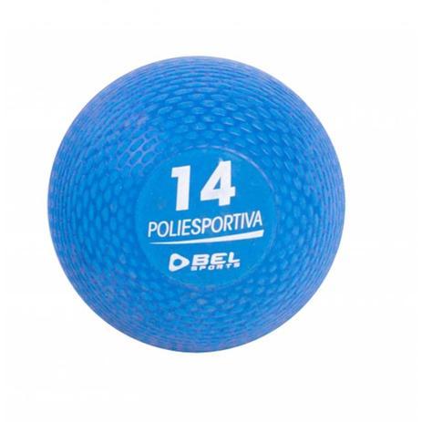 475faa4fb3219 Bola Iniciação de Borracha 14 Bel Sports 81400 - Bolas - Magazine Luiza