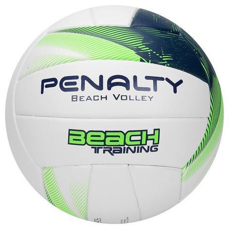 bf9d558be Bola Oficial de Vôlei de Praia Beach Training - Penalty - Bola de ...