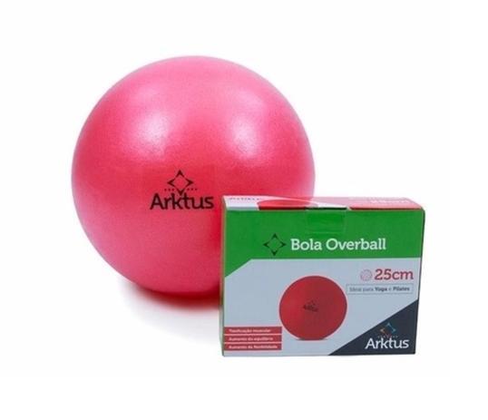 Imagem de Bola Overball Arktus 25CM Vermelha