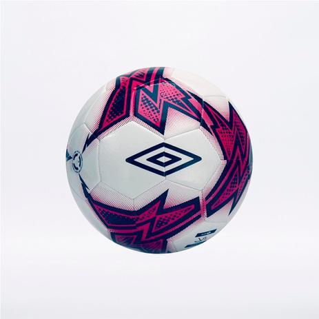 511f461728 Bola Para Futebol de Campo Umbro Neo Target TSBE - Branco e Rosa ...
