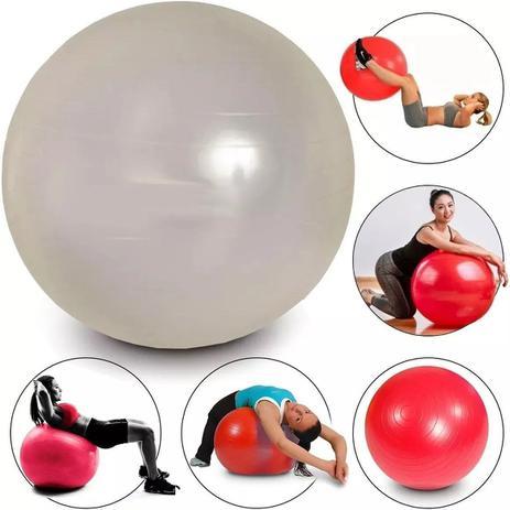 Imagem de Bola Para Treino De Yoga ,  Pilates e Funcional 65cm