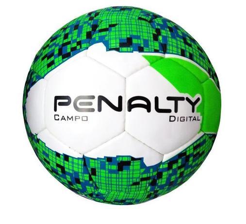 Bola Penalty Digital VI Campo Com Costura - Bolas - Magazine Luiza 7865e3f742cb4