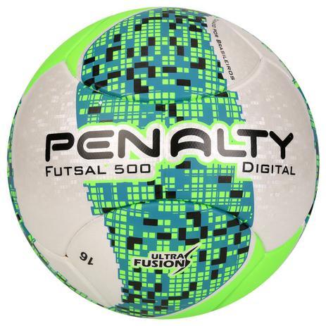 Bola Penalty Futsal Digital 500 Ultra Fusion VI - Bolas - Magazine Luiza ff51b5fe9ccf4