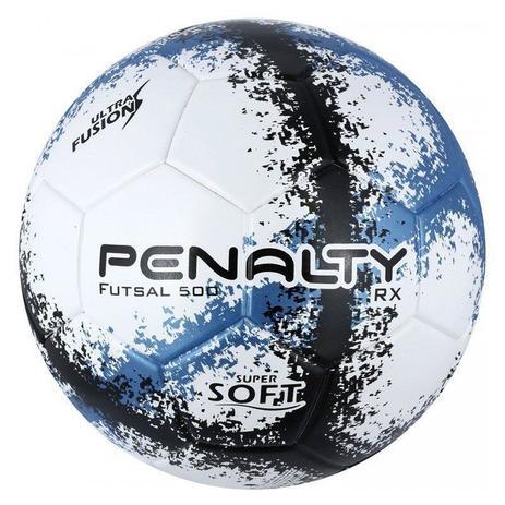 Bola Penalty RX 500 R3 Ultra Fusion VIII Futsal - Bolas - Magazine Luiza 5549a86d5d6c7