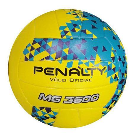 Bola Penalty Volei MG 3600 Fusion VIII - Bolas - Magazine Luiza 27ed269045734