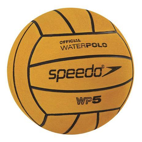 c91d7da14 Bola Polo Aquático Water Polo Ball Amarelo Wp-5 Speedo - Bolas ...