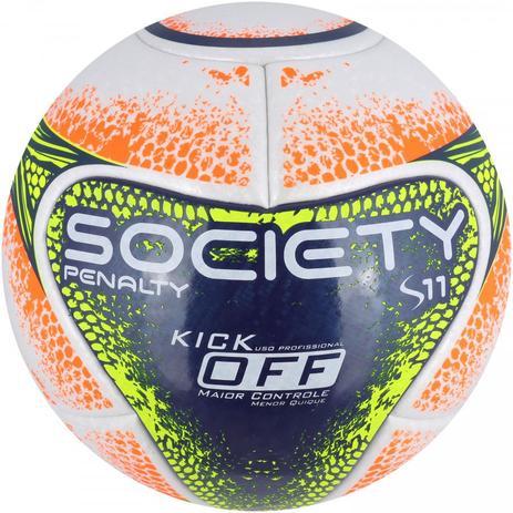 Bola Society Penalty S11 R1 Kick Off VIII - Bolas - Magazine Luiza b6326d6c5f7fb