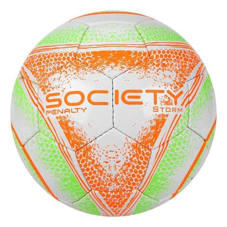 bcd5c75af3 Bola Society Penalty Storm VIII Com Costura - Bolas - Magazine Luiza