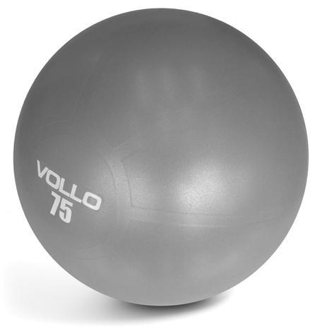 Imagem de Bola Suíça Ginástica Pilates 55cm, 65cm ou 75cm - Com Bomba Vollo Até 300kg