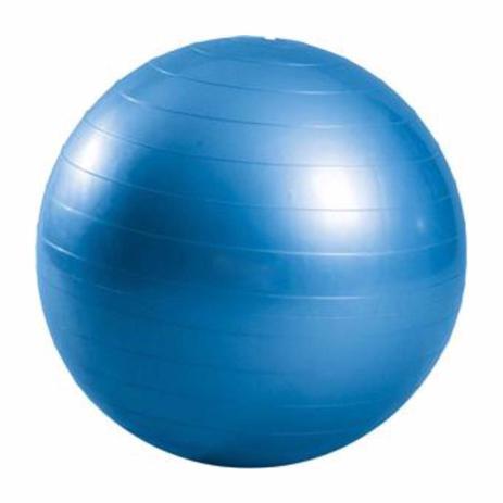 160748a372 Bola Suiça Liveup Pilates Yoga Ginástica 65 cm e DVD - Kl master fitness