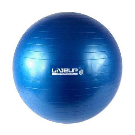 2fd8db214d Bola Suíça P  Pilates Liveup Sports Premium 55Cm Azul Escuro - Bolas ...