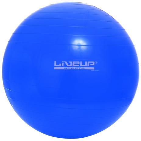 Bola Suíça para Pilates 65 CM - LIVEUP LS3221 65 - Pilates e Yoga ... 1484c8d634434