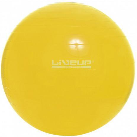 9684759e3d Bola Suíça Para Pilates 75Cm Live Up + Grátis Bomba Inflar - Bola de ...