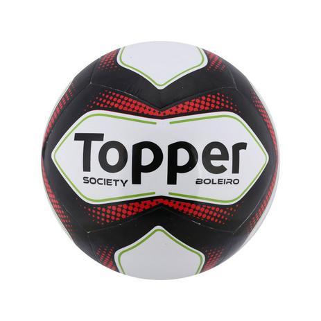 Bola Topper De Futebol Society Boleiro - Bolas - Magazine Luiza 22ca3098def87