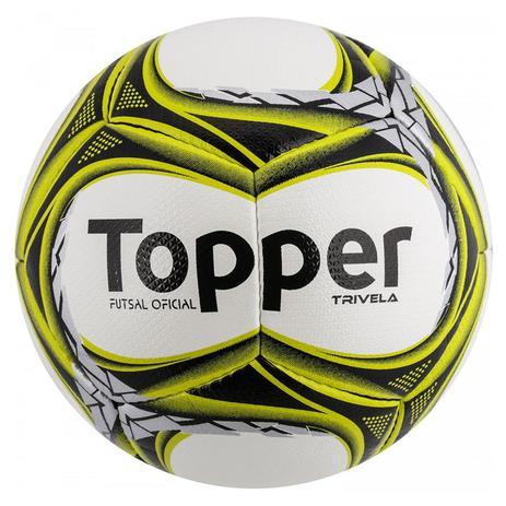 dfa862c3c2 Bola Topper Futsal Trivela V12 - Bolas - Magazine Luiza