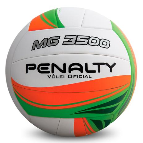 Bola Vôlei Penalty Mg 3500 - Bolas - Magazine Luiza 540a2d3fe0bcf