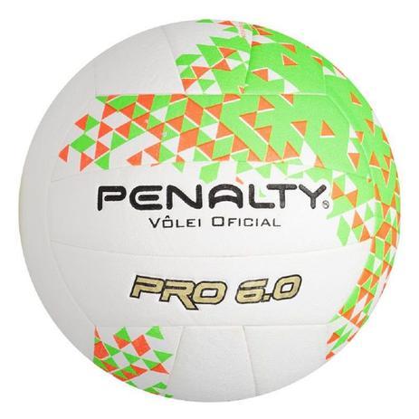 Bola Vôlei Penalty Oficial Pro 6.0 - Bolas - Magazine Luiza 42761e888d661