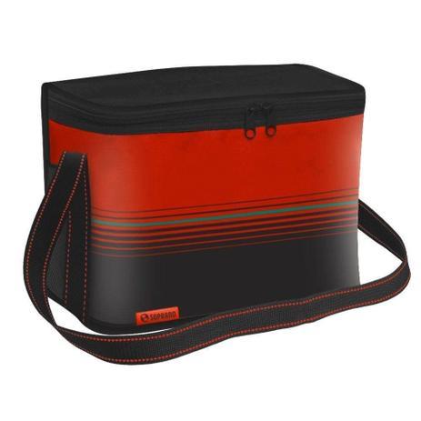 34ede8587 Bolsa Cooler Térmico Pop 30 Litros Soprano Vermelha - Cooler Térmico ...