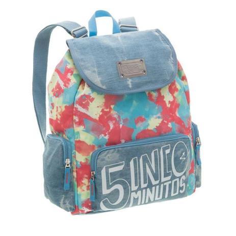98d554610 Bolsa de Costas Pack Me Kefera - Pacific - Mochila Infantil ...