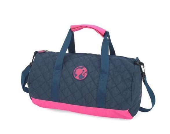 327ab65e4 Bolsa de Mão Barbie Esportiva SA17064BB - Bolsa de Academia ...