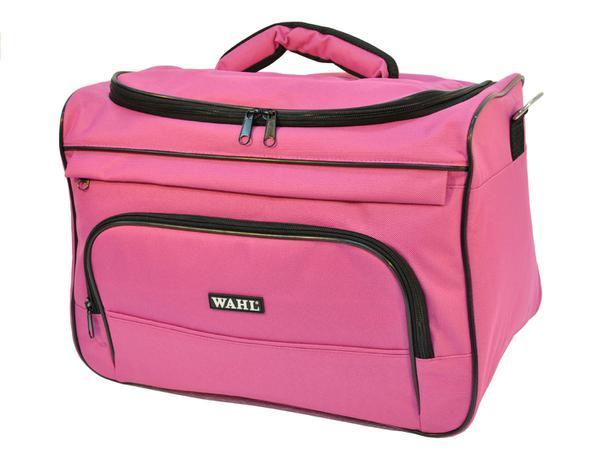 f64c5fc84 Bolsa de poliester rosa - Wahl - Bolsas e Sacolas - Magazine Luiza